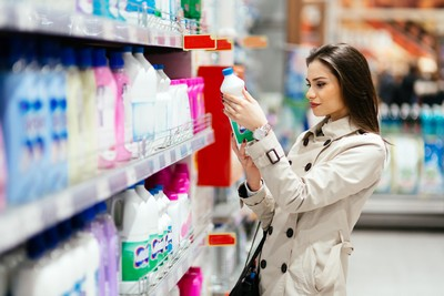 Analysis of customer behavior in the category of household products